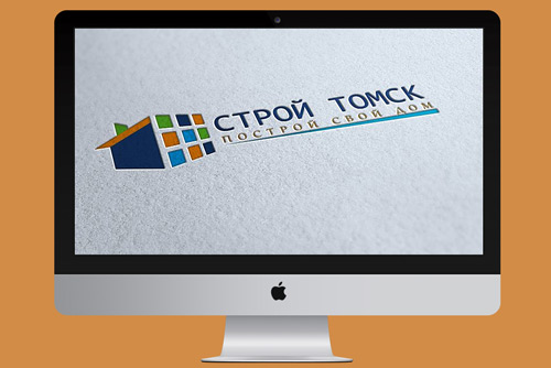 Строй-Томск-Логотип
